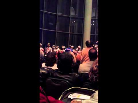 Langston's Band at the Oklahoma History Center