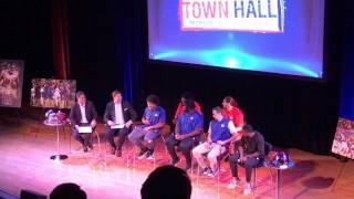 New York Giants Town Hall Rookie Draft Class Interviews