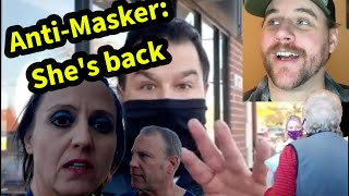 Return of the Anti Masker | Comedy React | SmileyDaveUK