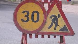 Продолжается сезон ремонтных работ  на дорогах Йошкар-Олы