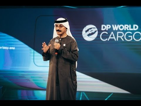 Sultan Ahmed bin Sulayem unveils DP World Cargospeed