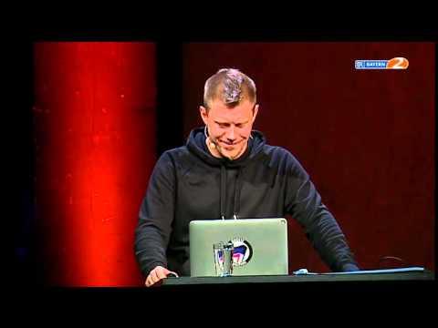 """Gut drauf trotz Social Media – Die Kunst des Trollens"" Zündfunk Netzkongress Linus Neumann"