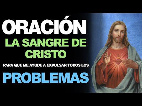 🙏 Oración a la Sangre de Cristo para EXPULSAR TODOS LOS PROBLEMAS 🙇️