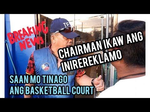 CHAIRMAN, HINDI NAKAPALAG KAY D' PUNISHER! PANDACAN MANILA, CLEARING OPERATION 2019.