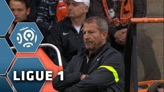 FC Lorient - Montpellier Hérault SC (4-4) - 20/04/14 - (FCL-MHSC) - Résumé