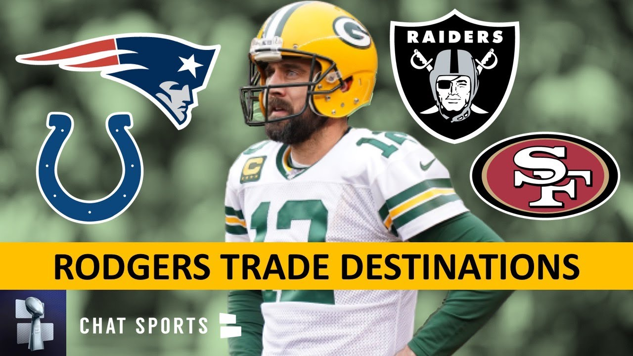 San Francisco 49ers were Aaron Rodgers' preferred trade ...