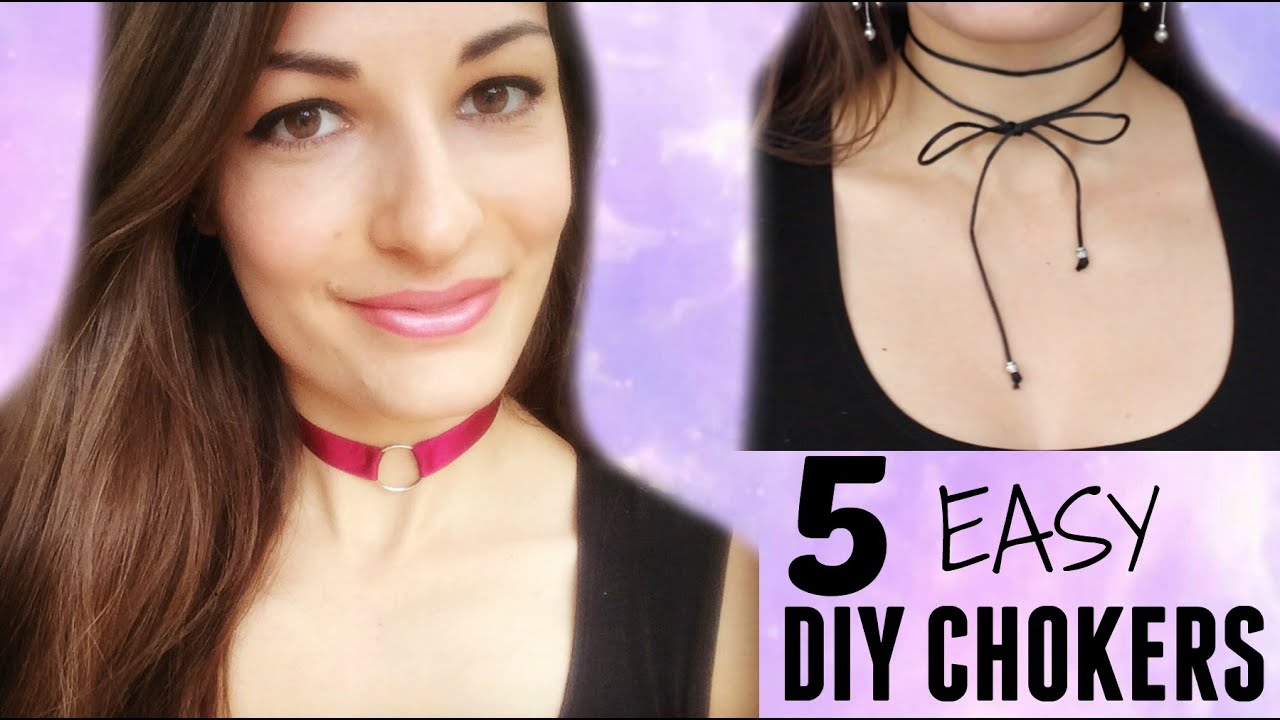 How to weave a choker 59