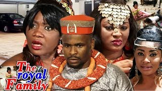 ROYAL FAMILY 1&2 - Mercy Johnson 2019 Latest Nigerian Nollywood Movie ll African Trending Movie