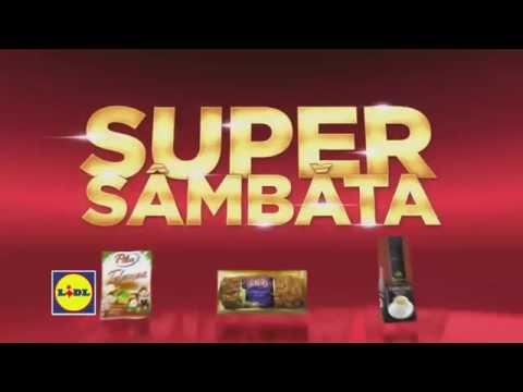 Super Sambata la Lidl • 11 Iunie 2016