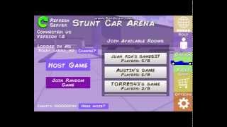 Stunt Car Arena Ep 1