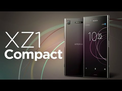 Sony Xperia XZ1 COMPACT, unboxing y primeras impresiones