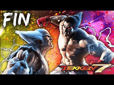 TEKKEN 7 - FR | FIN DU JEU + BONUS : Heihachi VS Kazuya - Gameplay ( PS4 Pro )