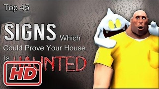 top 45 signs which could prove your house is haunted