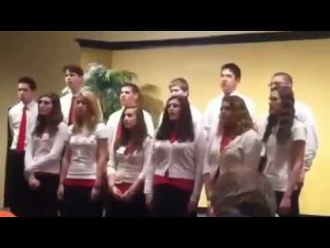 Cedar View Christian School High School Choir