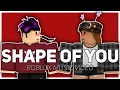 Shape Of You | Ed Sheeran | Roblox Music Video