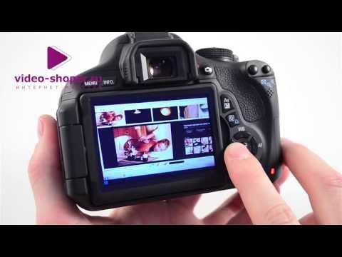 Инструкция для CANON EOS 600D Kit EF-S 18-135 – интернет