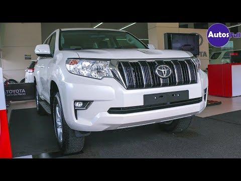 Toyota Land Cruiser Prado 2018 | Revisión Completa