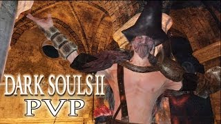 Dark Souls 2 PvP - NEW LAND, NEW GAMEPLAY! - (NG+)