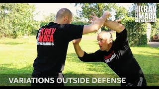 Krav Maga Technique of the Week: Variations Outside Defense, with Heath Leavitt, IKMN