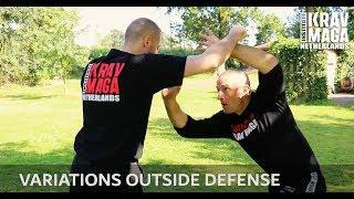 Krav Maga Technique of the Week: Variations Outside Defense, with Heath Leavitt, IKMN