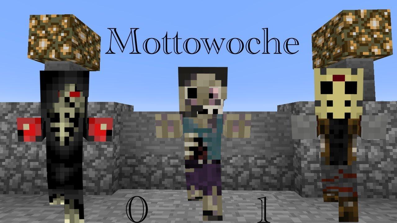 Minecraft Horror Movie Deutsch Packed To The Rafters Episode - Skin para minecraft pe de terror