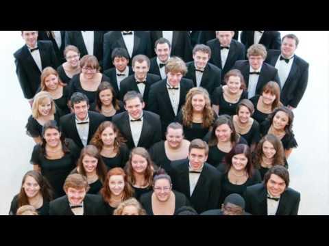 "Webster University Concert Choir: ""Donne's Hymn"" by Jeffrey R. Carter"