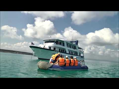 Galapagos with G Adventures | Iglu Cruise