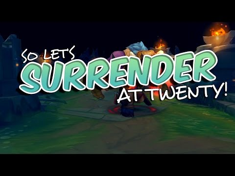 Instalok - Surrender At 20 (WALK THE MOON - Shut Up and Dance PARODY)
