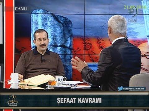 21-05-2016 �t – Saadettin MERDİN - Kur'an'la Yüzleşme – Hilal TV