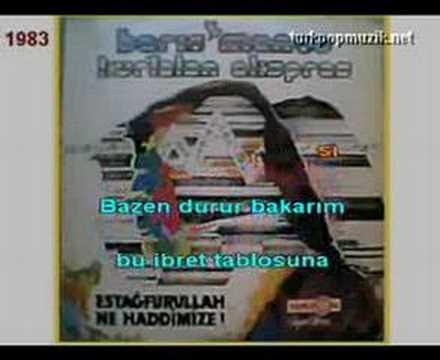 Barış Manço - Halil İbrahim Sofrası (Karaoke)