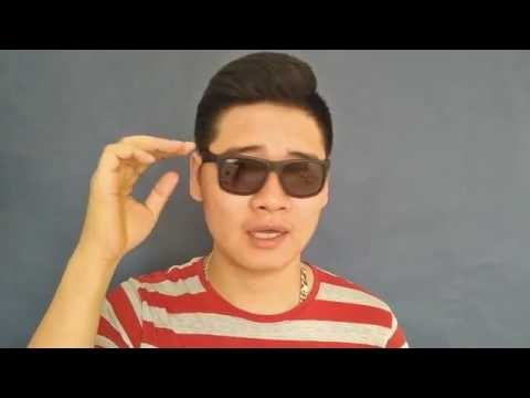 0b49a4459 Ray Ban Justin Polarized Review - YouTube