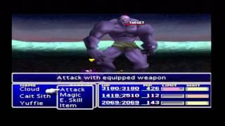 Final Fantasy VII Steal Guide