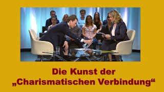 Verbindung durch Kommunikation am Beispiel von Sebastian Kurz