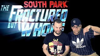 Maliatsis and Mikeius vs South Park: The Fractured But Whole