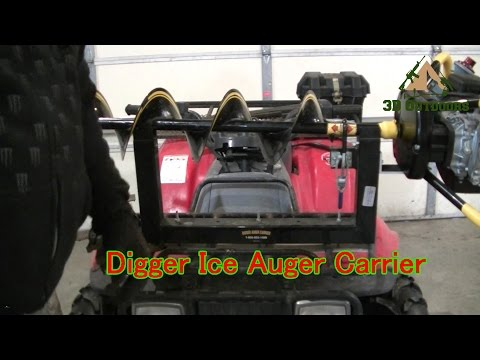 Digger Ice Auger Carrier