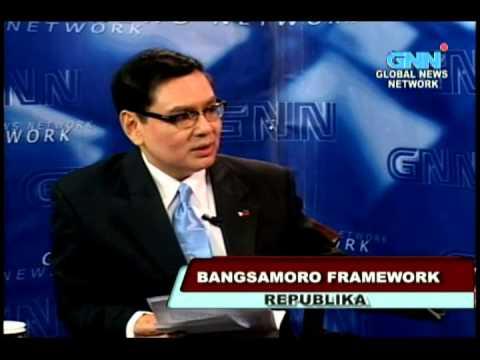 Republika ni Erik Espina - Bangsamoro Framework