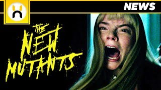 New Mutants Going Back for Massive Reshoots at Least 50% of the Film