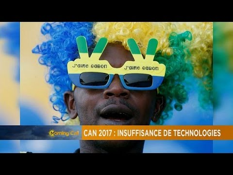 Low-tech Africa Cup of Nations in Gabon [Hi-Tech]