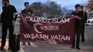 Üsküdar'da sabah namazı buluşması - Anadolu Ajansı