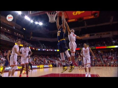 Highlights: California basketball pulls out win over No. 25 USC