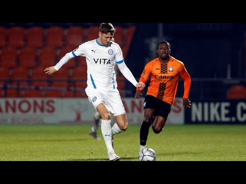 Barnet Stockport Goals And Highlights