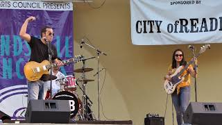 Albert Castiglia - Let The Big Dog Eat - 7/30/21 Concert Shell in Reading, PA