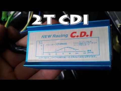 NEW RACING CDI  moduł CDI TZR50  Zipp Quantum 2T
