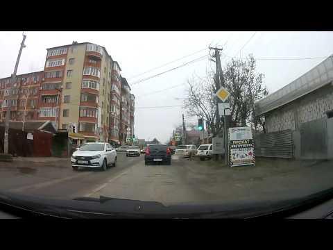 Краснодар улица 1 Мая.(ч.1)