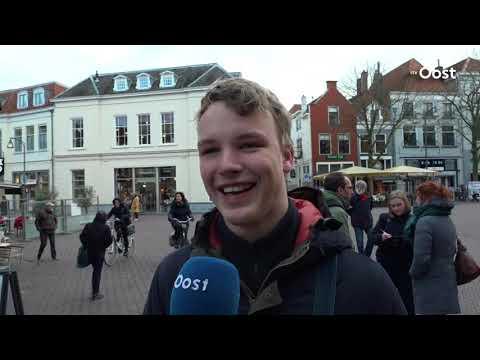 Deventer legt straatverkoop in binnenstad aan banden