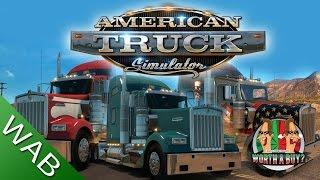 American Truck Simulator - Worthabuy?