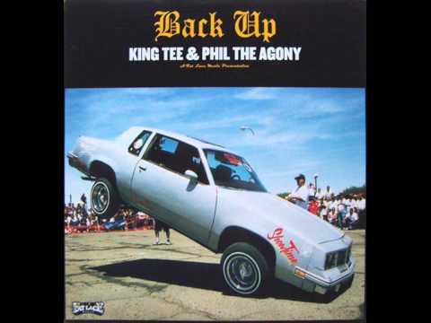 King Tee & Phil Da Agony - Back Up