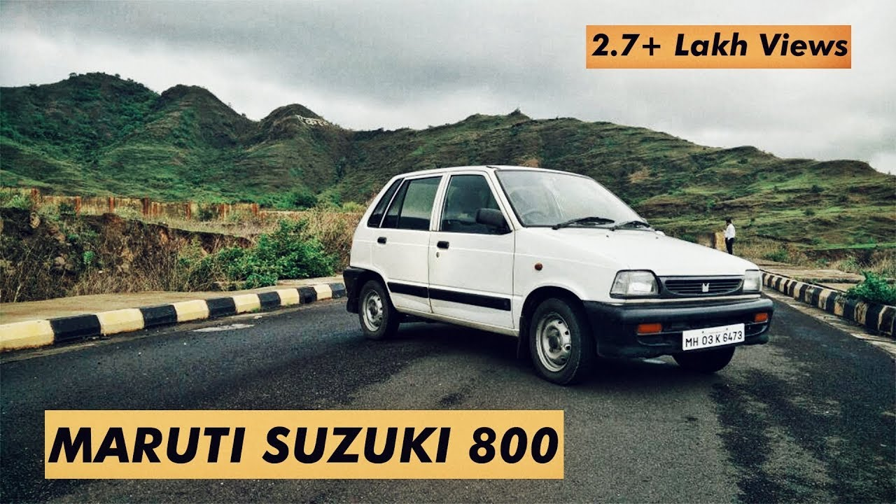 Why A 16 Year Old Maruti 800 Is My Daily Driver Youtube