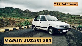 Why a 16 year old Maruti 800 is my daily driver
