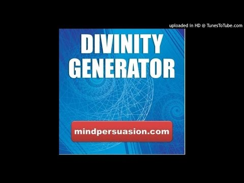 Divinity Generator - Unleash Your Divine Presence